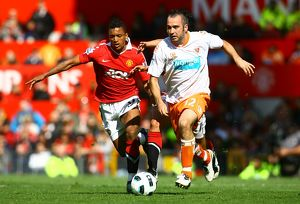 Barclays Premier League - Manchester United v Blackpool - Old Trafford