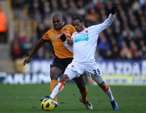 <b>26-02-2011 Wolverhampton Wanderers v Blackpool</b><br>Selection of 29 items