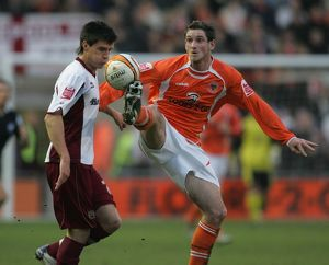 Coca-Cola Football League Championship - Blackpool v Burnley - Bloomfield Road