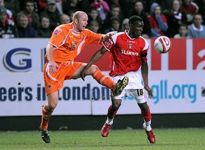 Coca-Cola Football League Championship - Charlton Athletic v Blackpool - The Valley