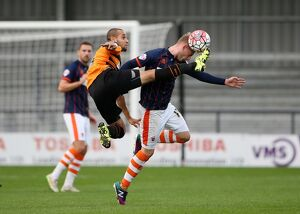 Emirates FA Cup - First Round - Barnet v Blackpool - The Hive Stadium