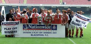 Nationwide League Division Three - Play off Final - Blackpool v Leyton Orient - Millennium