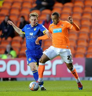 npower Football League Championship - Blackpool v Leeds United - Bloomfield Road