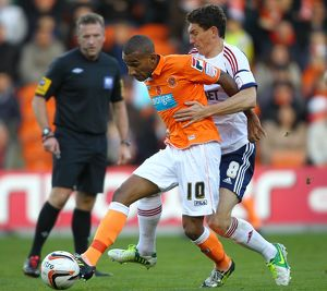 npower Football League Championship - Blackpool v Bolton Wanderers - Bloomfield Road