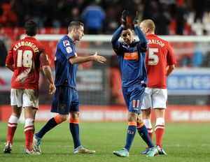 npower Football League Championship - Charlton Athletic v Blackpool - The Valley