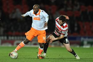 npower Football League Championship - Doncaster Rovers v Blackpool - Keepmoat Stadium