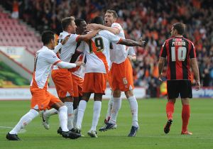 Sky Bet Championship - AFC Bournemouth v Blackpool - Dean Court