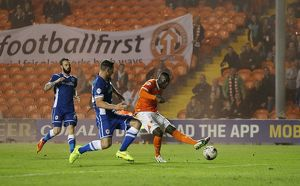Sky Bet Championship - Blackpool v Cardiff City - Bloomfield Road
