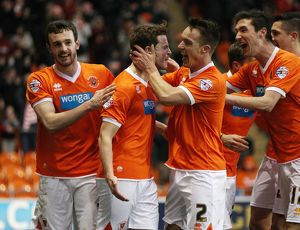 Sky Bet Championship - Blackpool v Doncaster Rovers - Bloomfield Road