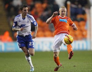 Sky Bet Championship - Blackpool v Nottingham Forest - Bloomfield Road