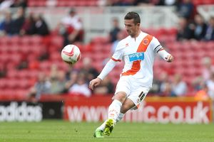 Sky Bet Championship - Middlesbrough v Blackpool - Riverside Stadium