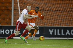 Sky Bet League One - Blackpool v Sheffield United - Bloomfield Road