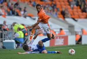 Sky Bet League One - Blackpool v Walsall - Bloomfield Road