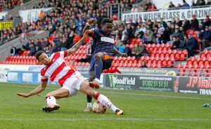 Sky Bet League One - Doncaster Rovers v Blackpool - Keepmoat Stadium