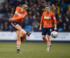 Sky Bet League One - Millwall v Blackpool - The Den