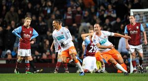 <b>10-11-2010 - Aston Villa v Blackpool</b><br>Selection of 19 items