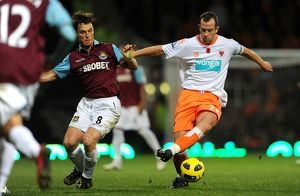 <b>13-11-2010 - West Ham United v Blackpool</b><br>Selection of 30 items