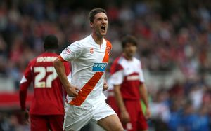 Soccer - Sky Bet Championship - Middlesbrough v Blackpool - Riverside Stadium