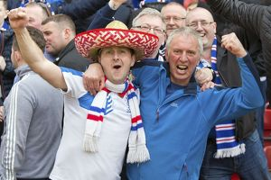 <b>Aberdeen 0-3 Rangers</b><br>Selection of 90 items