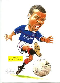 Caricature Wallace