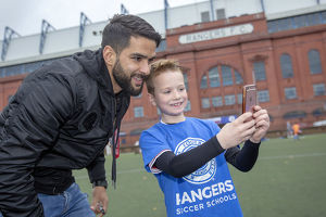 <b>Candeias Visits October Soccer School 2018</b><br>Selection of 27 items