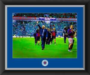 Ibrox Thanks Walter For The Memories