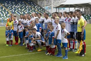 <b>Linfield 0-7 Rangers</b><br>Selection of 89 items