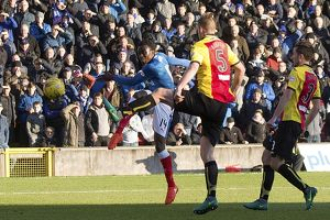 <b>Partick Thistle 1-2 Rangers</b><br>Selection of 56 items