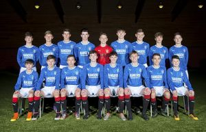 trophies/scottish cup winners 2003/rangers u15 team picture rangers football centre