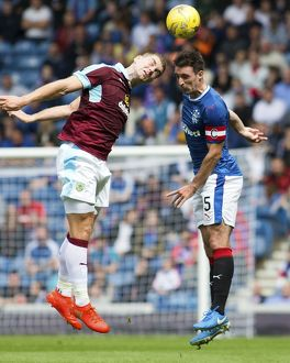 Rangers v Burnley - Friendly - Ibrox Stadium