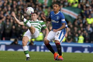 <b>Rangers 0-1 Celtic</b><br>Selection of 58 items