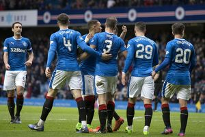 Rangers v Hamilton Academical - William Hill Scottish Cup Quarter Final - Ibrox Stadium