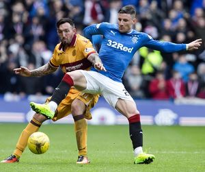 <b>Rangers 1-1 Motherwell</b><br>Selection of 81 items