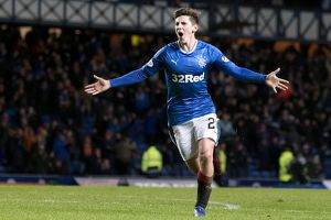 <b>Rangers 3-2 St Johnstone</b><br>Selection of 18 items