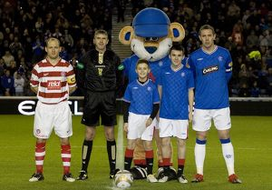 Soccer - The Active Nation Scottish Cup - Fourth Round - Rangers v Hamilton Academical