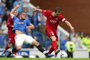 Soccer - Bank of Scotland Premier Division - Rangers v Aberdeen - Ibrox Stadium
