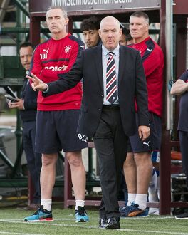 Soccer - Betfred Cup - East Stirlingshire v Rangers - Ochilview Park