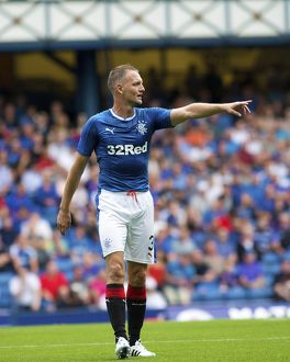 Soccer - Betfred Cup - Rangers v Anna Athletic - Ibrox Stadium
