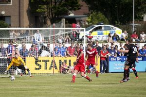 <b>Brora Rangers 0-2 Rangers</b><br>Selection of 41 items