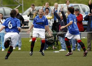 <b>Celtic v Rangers Ladies</b><br>Selection of 26 items