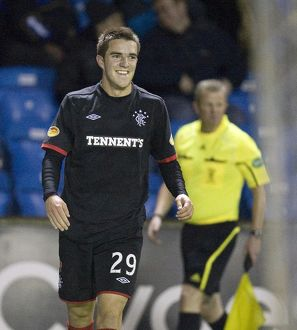Soccer - CIS Insurance Cup - Quarter Final - Kilmarnock v Rangers - Rugby Park