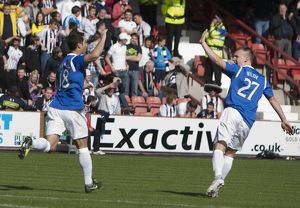 Soccer - Clydesdale Bank Premier League - Dunfermline Athletic v Rangers - East End Park