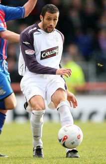 Soccer - Clydesdale Bank Premier League- Inverness Caledonian Thistle v Rangers