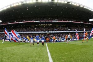 Soccer - Clydesdale Bank - Rangers v Dundee United - Ibrox