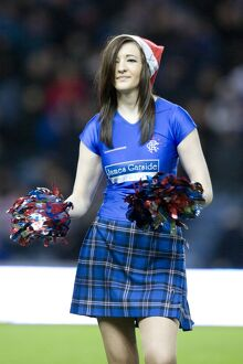 Soccer - Clydesdale Bank Scottish Premier League - Rangers v Inverness Caley Thistle