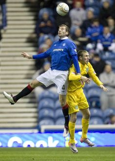 Soccer - Clydesdale Bank Scottish Premiership - Rangers v Hibernian - Ibrox