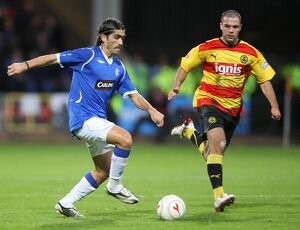 Soccer - Co-op Insurance Cup - Partick Thistle v Rangers - Firhill