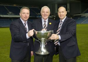 Soccer - The Co-operative Insurance Cup - Final - Celtic v Rangers - Celebrations
