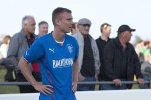 Soccer - Elgin City v Rangers - Pre Season Friendly - Borough Briggs