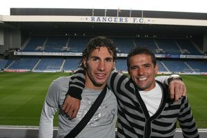 Soccer - Feature Player - Ibrox